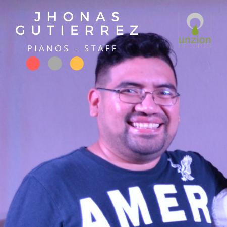 JHONAS GONZALEZ